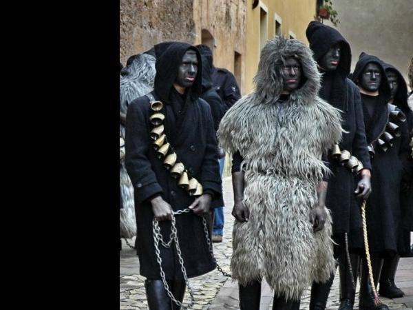 Urthos e Buttudos – Carnevale di Fonni - Photo Credits: flickr.com/photos/cristianocani/